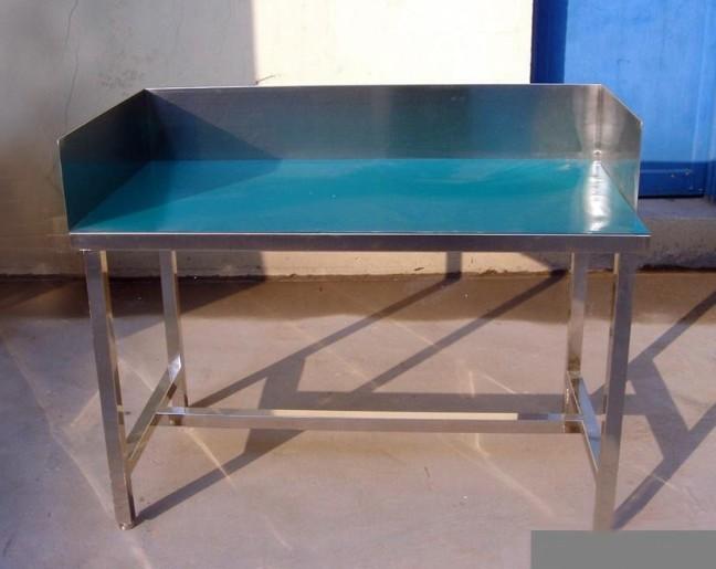 龙岗不锈钢工作台厨房操作台切菜桌灶台酒店饭店置物双层加厚不锈钢 工作台